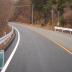 矢野安浦線 道路改良工事